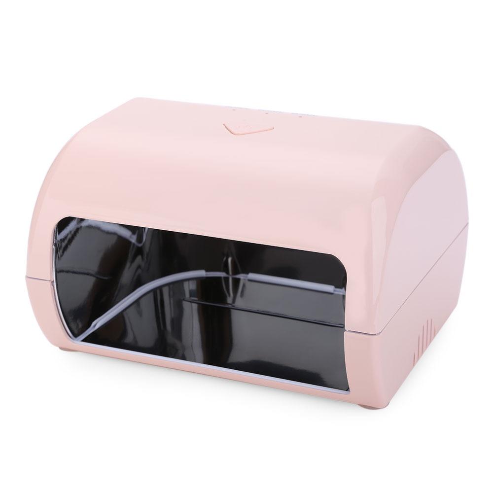 Mini Lámpara Led 9w Para Secado Endurecimiento De Uñas - $ 263.94 en ...
