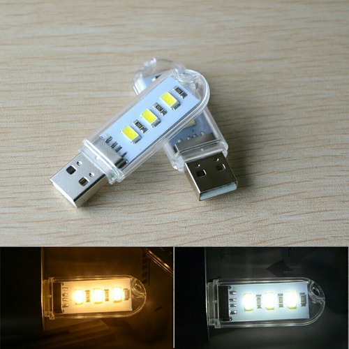 mini lámparas led usb