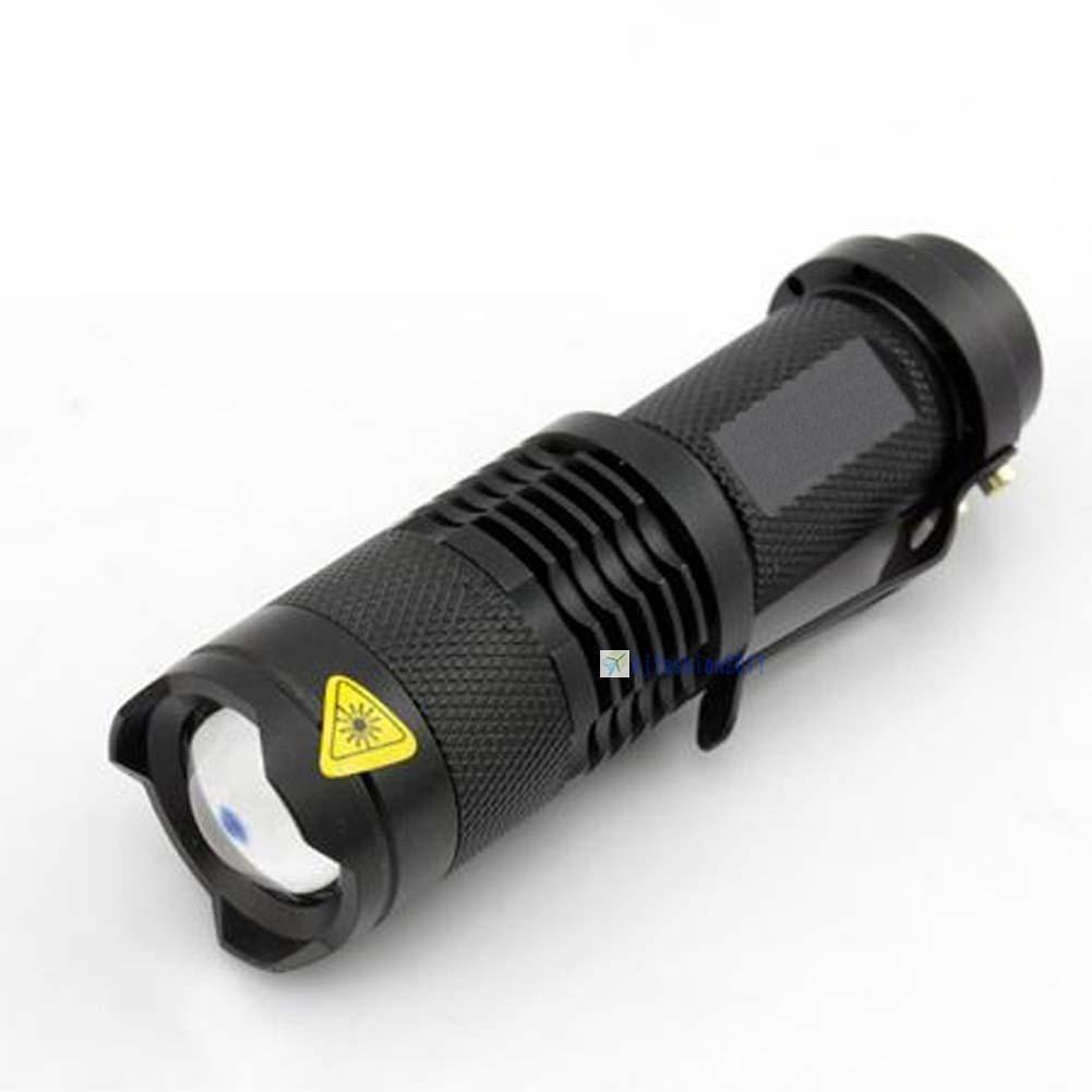 Mini lanterna de led super eficiente usa apenas 1 pilha aa r 24 carregando zoom altavistaventures Choice Image