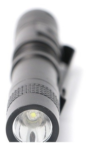 mini lanterna xp-1 - cree led - aaa ideal para edc