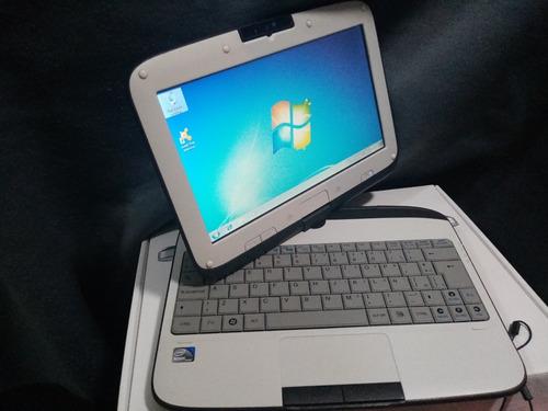 mini lap top uso  rudo- intel classmate pc - convertible