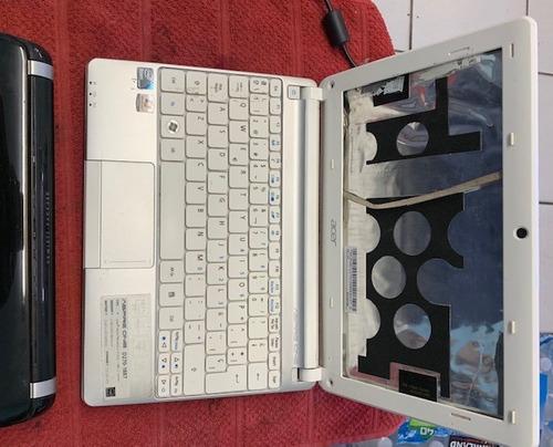mini lapto combo 3x1 funcionan o para partes.
