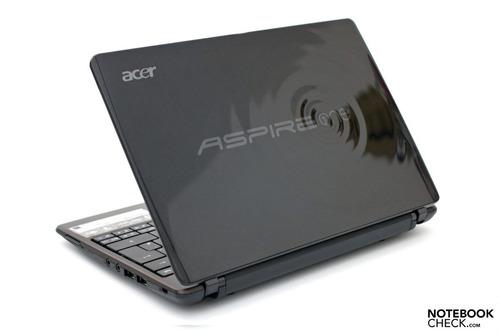 mini laptop acer aspire one 722