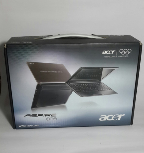 mini laptop acer aspire one 90$verdes