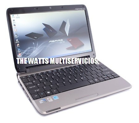 mini laptop acer aspire one za3