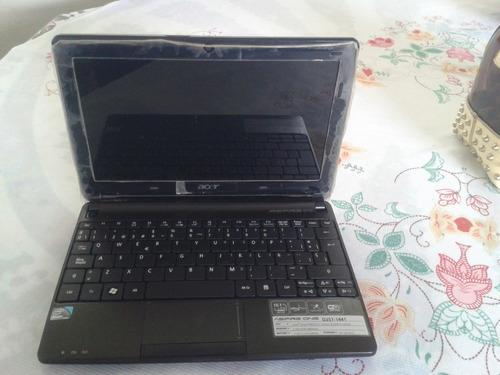 mini laptop aspire one para repuesto