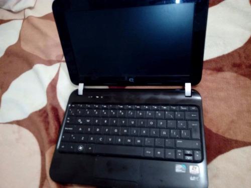 mini laptop  compaq  cq10