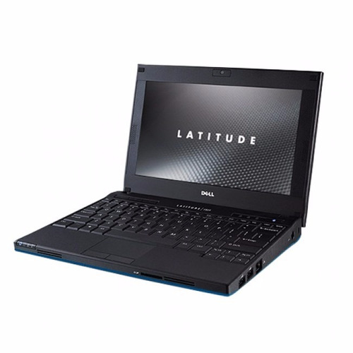 mini laptop dell 2110 latitude atom 1.5 ghz 2gb 250 gb disco