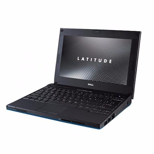 mini laptop dell 2110 latitude atom 1.5 ghz 2gb 250 gb disco