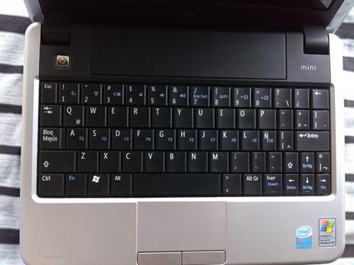 mini laptop dell inspiron 910 repuestos dtb