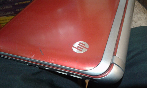 mini laptop netbook hp mini 210-3000 disco 500gb ddr3 2gb