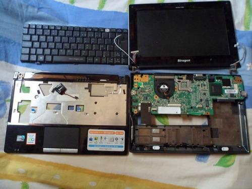 mini laptop siragon ml-1030 (repuestos)