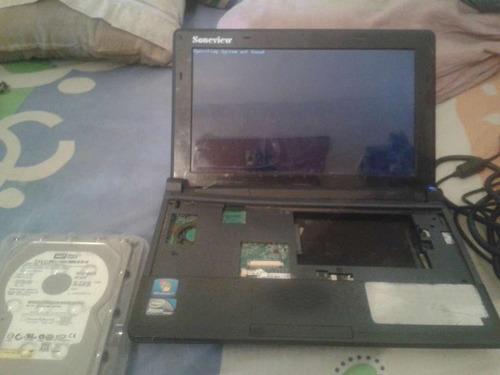 mini laptop soneview n105