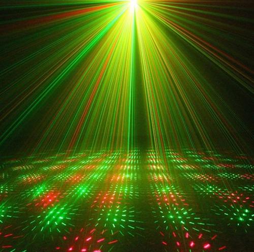 mini laser estrellas disco, dj, audioritmico fiestas!