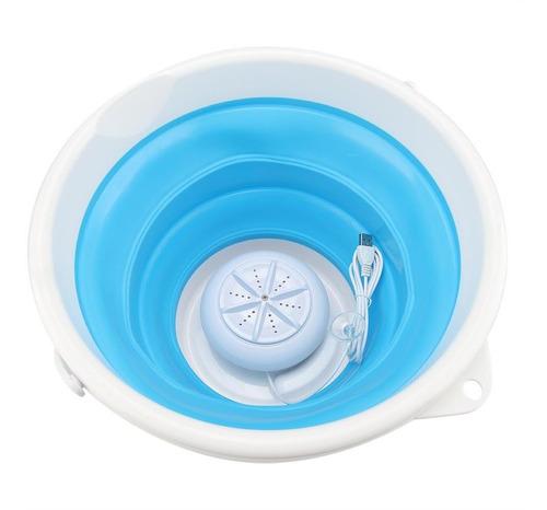 mini lavadora portátil compacta lavandería turbina ultras