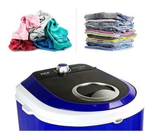 mini lavadora portátil pyle