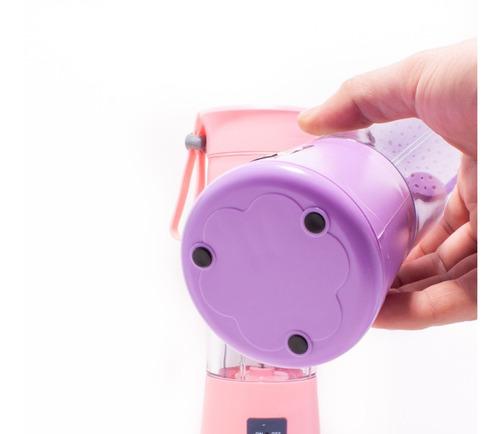 mini licuadora usb recargable portátil