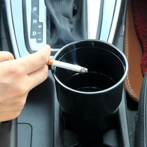 mini lixeira para carro + nf