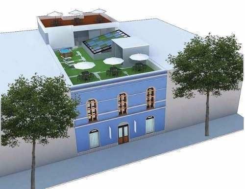 mini loft en pre venta en cuauhtémoc, colonia centro