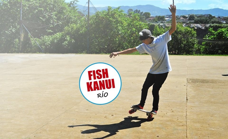 Mini Longboar Fish Kanui Regreso Disfruta 22 Todo Color -   119.999 ... 3ed176b6c35ad