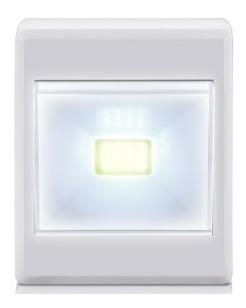mini luminaria led de toque grande elgin 120 lumens 3w para