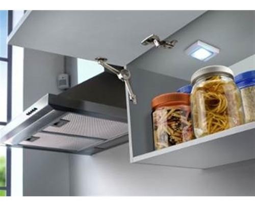 mini luminaria led de toque grande elgin 120 lumens 3w para
