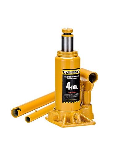 mini macaco garrafa 4t hidraulico  e compressor de ar 300psi