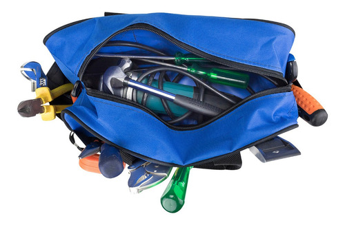 mini mala lona para ferramentas basic spazio