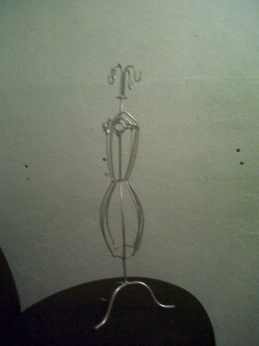mini maniquie de forja