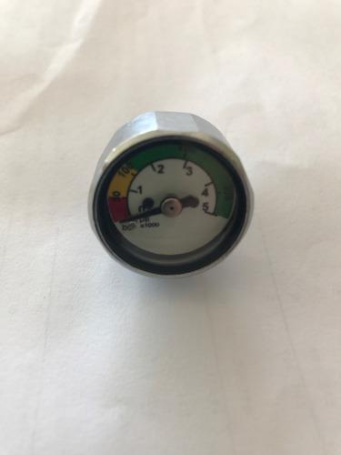 mini manómetro de presión scuba  hasta 1000psi