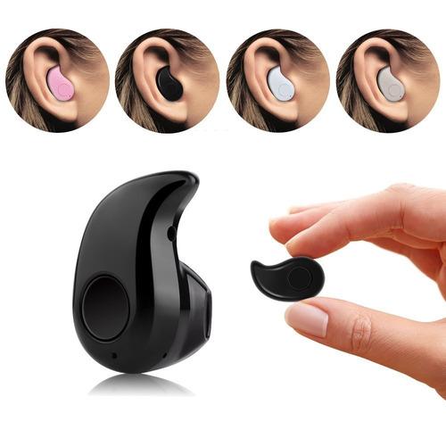 mini manos libres bluetooth 4.1 audifono musica espia