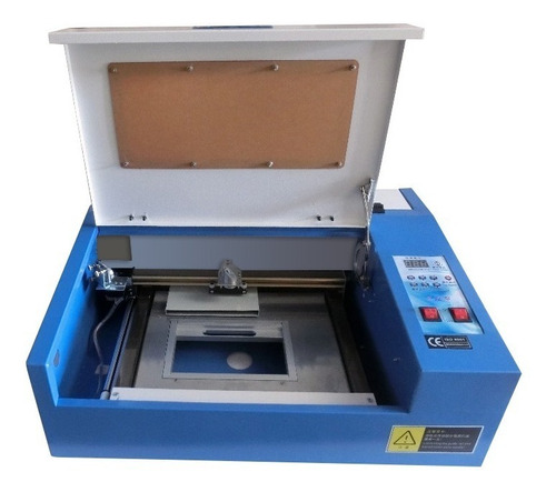 mini maquina cortadora grabadora laser 40w