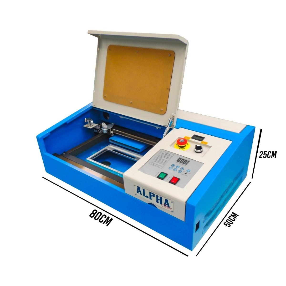 07fa4eecd mini máquina corte e gravacao a laser 30x20 cm carimbos. Carregando zoom.