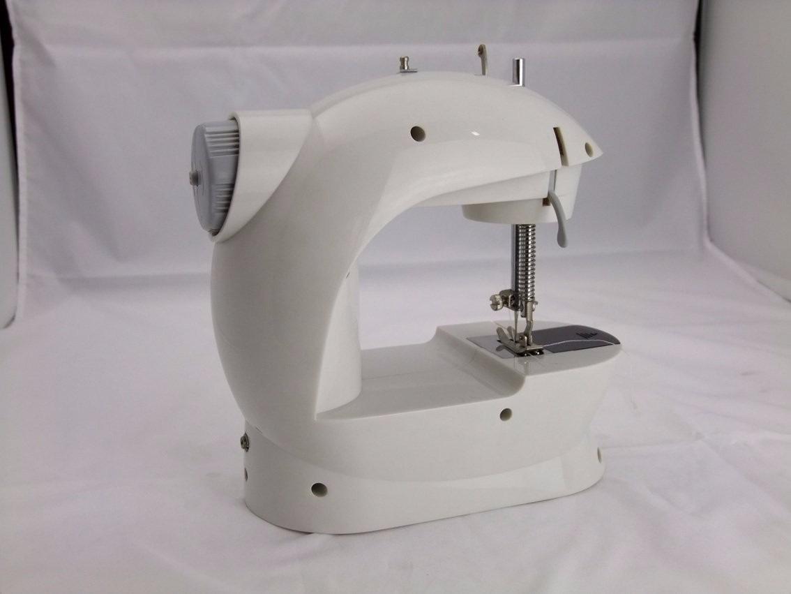 Mini Maquina De Coser Electrica Con Pedal Dgv - $ 949.07