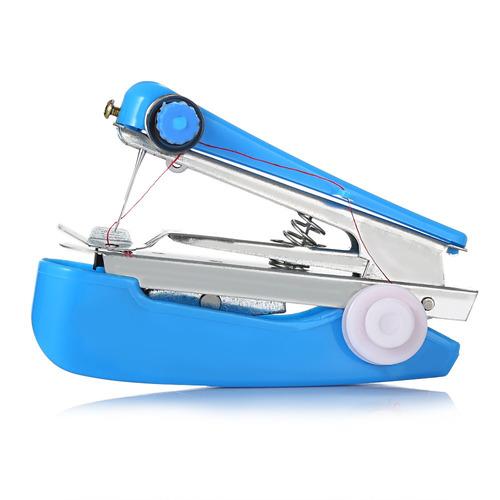 mini máquina de coser portátil