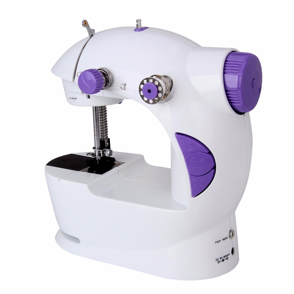 Mini Maquina De Coser Portátil Sewing Machine - $ 19.990
