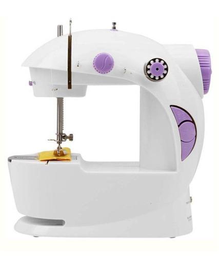 mini maquina de coser sewing machine tv 4 en 1 + envio