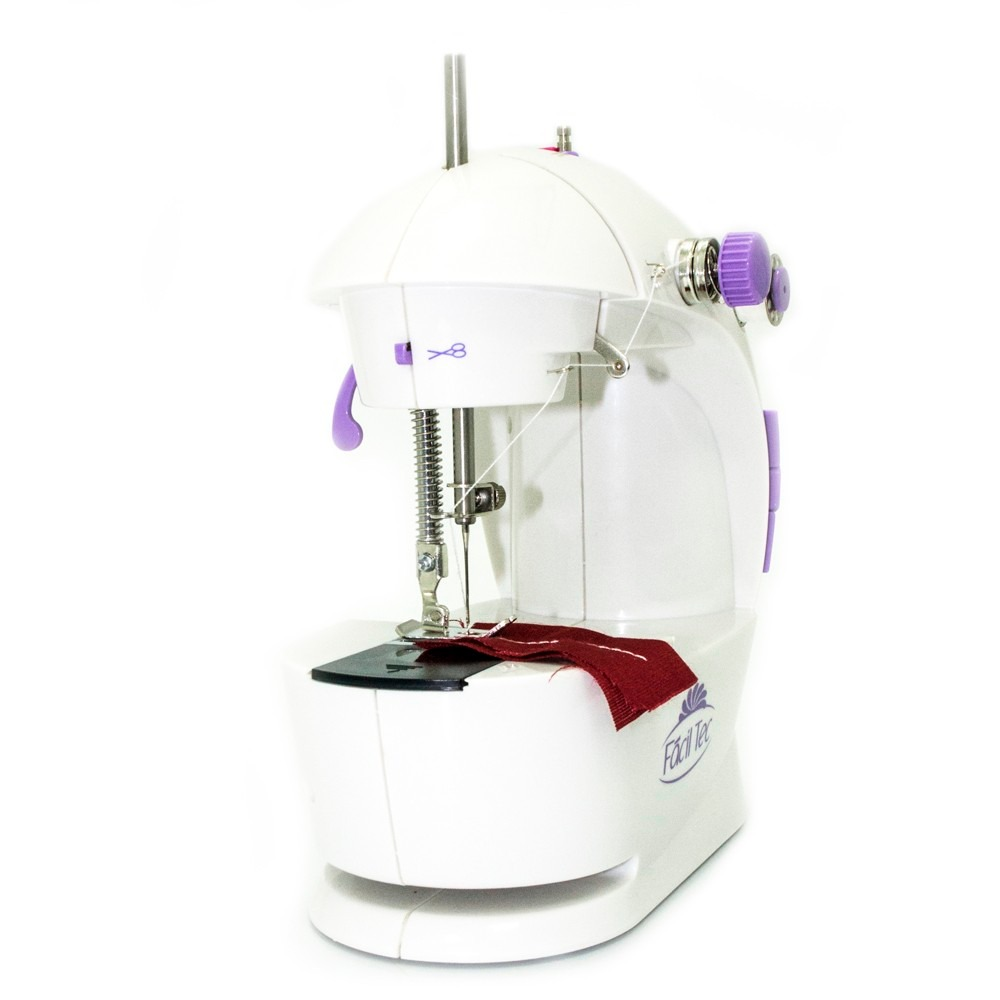 cd161f781 mini maquina de costura portátil elétrica frete gratis. Carregando zoom.