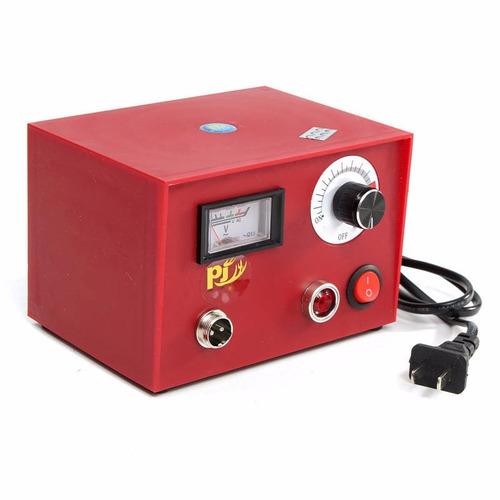 mini máquina eléctrica de pirograbado, madera, cuero, etc