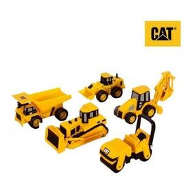 Mini Maquinas Cat Varios Modelo Caterpillar Construccion Pro