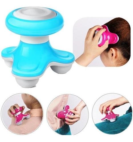 mini masajeador electrico relajante muscular masaje relajar