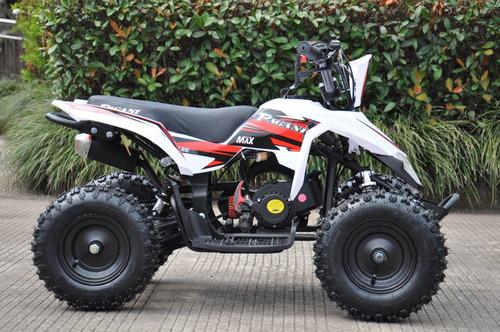 mini max cuatriciclo 50cc el mas completo del mercado!