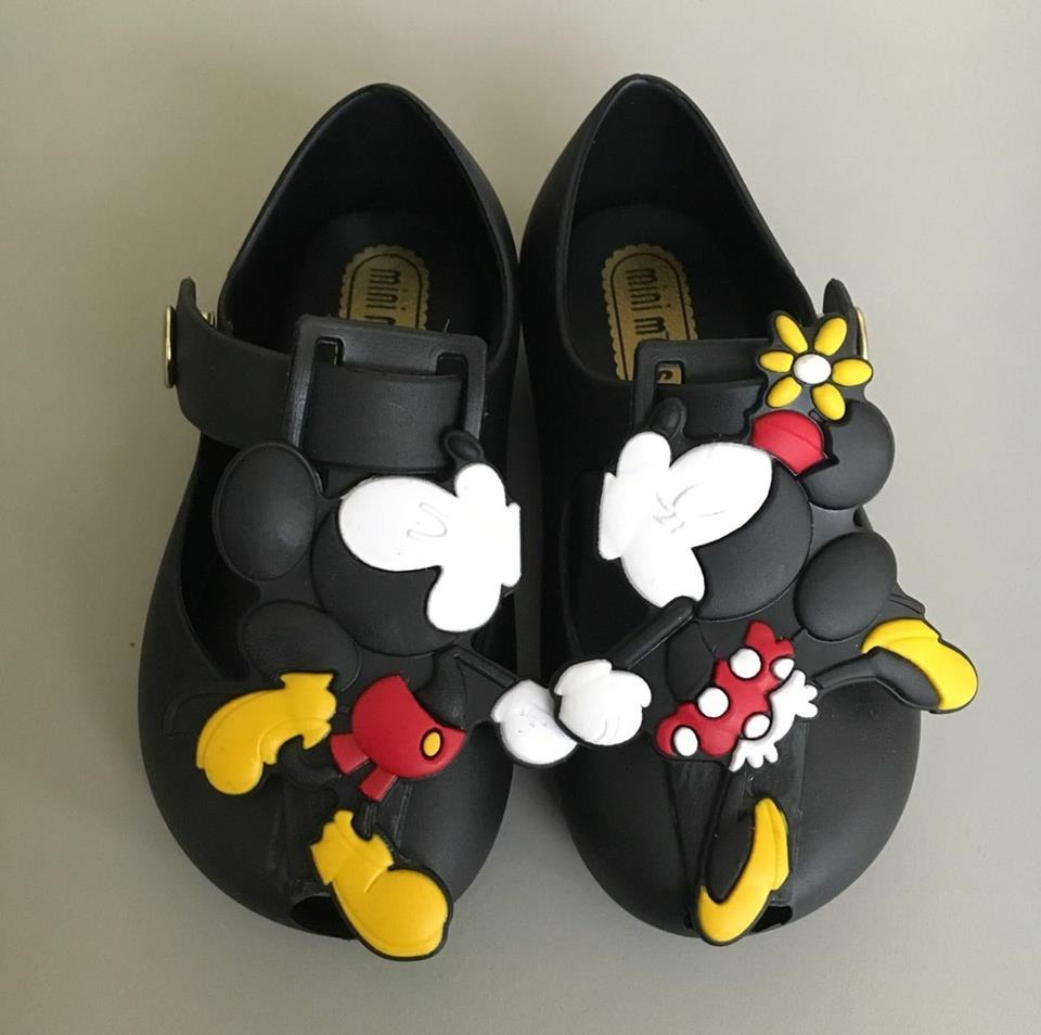 3279d1b85 mini melissa mickey minnie ultragirl+disney twins iii. Carregando zoom.