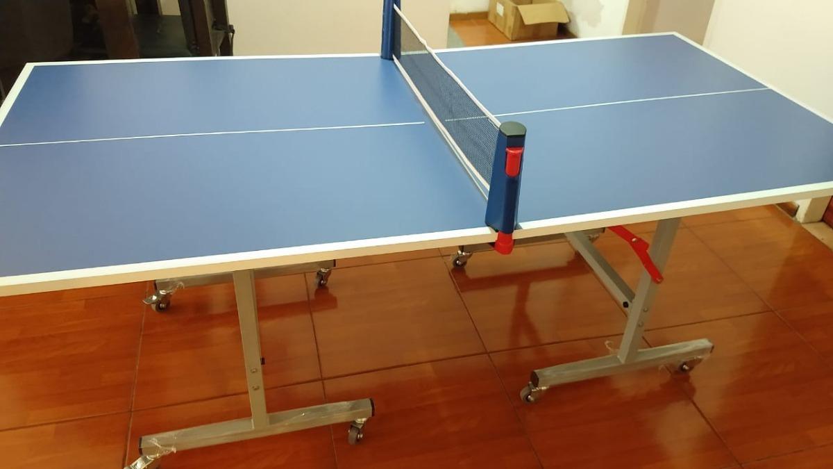 bde0c1fb7 mini mesa de ping pong almar plegable. Cargando zoom.