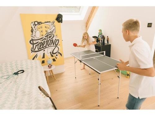 mini mesa de ping pong artengo free ppt 130 small indoor