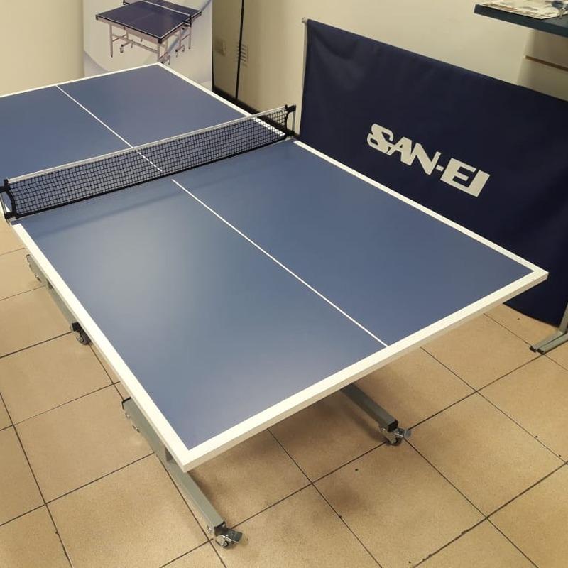 7576300b5 mini mesa de ping pong ideal para espacios reducidos. Cargando zoom.
