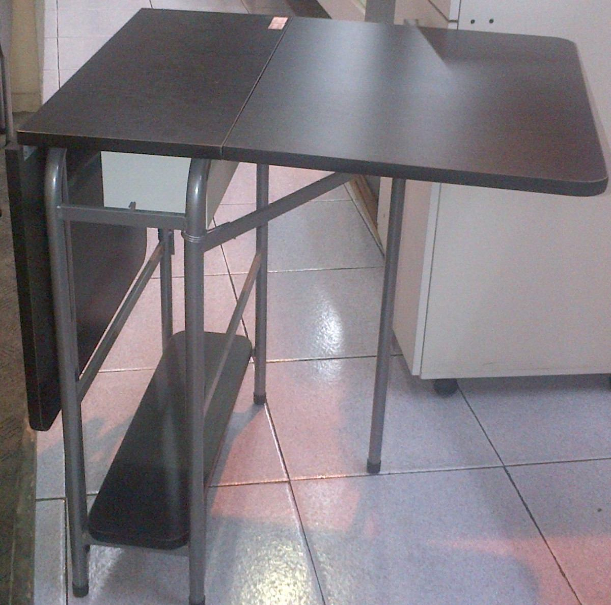 Mini Mesa Plegable Para Todo Uso En Tu Casa 1 179 99 En  # Lejaim Muebles De Cocina