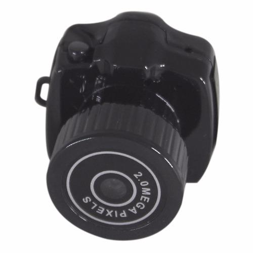 mini micro camera dv fimadora hd 720p+ 16gb classe 4