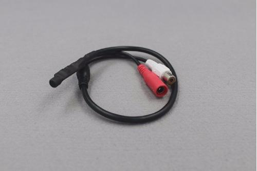 mini micrófono para  sistema de vigilancia dvr