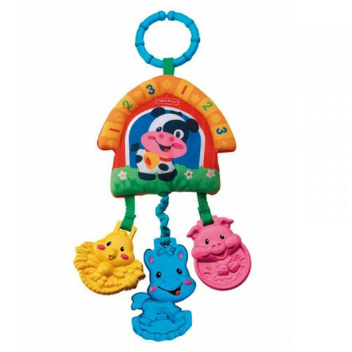 mini móbile fazendinha fisher-price